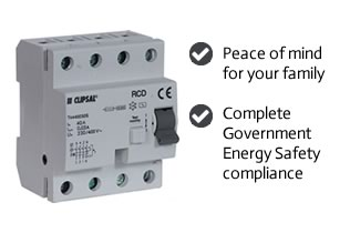 Safety Switch (RCD)